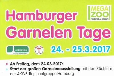 Hamburger Garnelentage 24. – 25.03.17