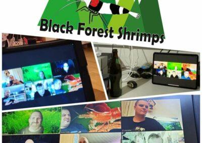 1.Öffentliches Online-Meeting der BlackForestShrimps